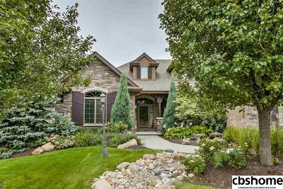 Omaha Single Family Home For Sale: 1302 S 199 Street