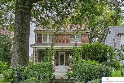 Omaha Single Family Home For Sale: 5620 Leavenworth Street