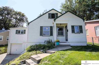 Omaha Single Family Home For Sale: 9440 N 29 Street