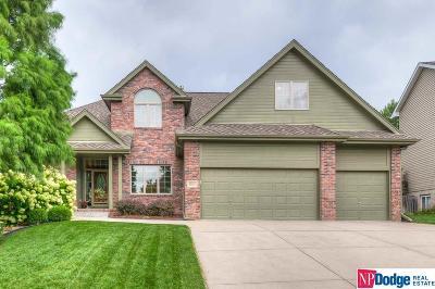 Omaha Single Family Home For Sale: 17324 Monroe Circle