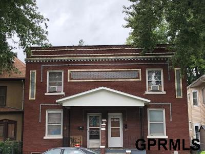 Omaha Multi Family Home For Sale: 1020 N 40 Street