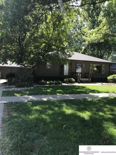 Council Bluffs Single Family Home For Sale: 2535 Avenue I
