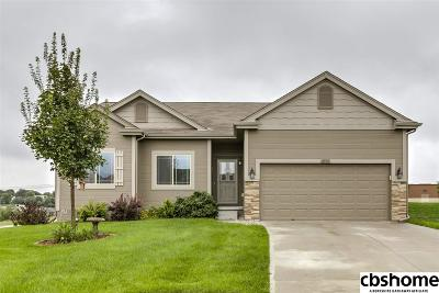 Papillion Single Family Home For Sale: 8910 S 69th Circle