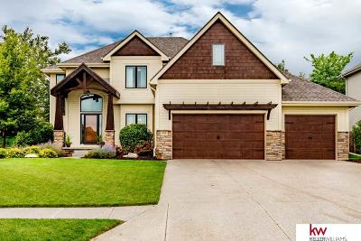 Omaha Single Family Home For Sale: 4414 S 198th Street