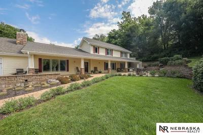 Omaha Single Family Home For Sale: 18132 Trail Ridge Road