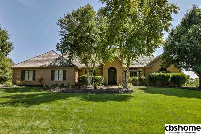 Omaha Single Family Home For Sale: 3115 S 173rd Street Plaza