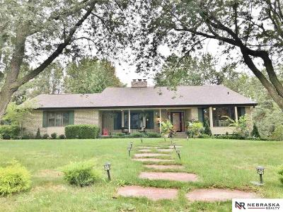 Omaha Single Family Home For Sale: 208 N 130 Street
