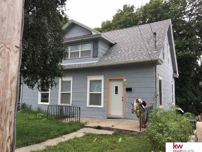 Council Bluffs Single Family Home For Sale: 608 Damon Street