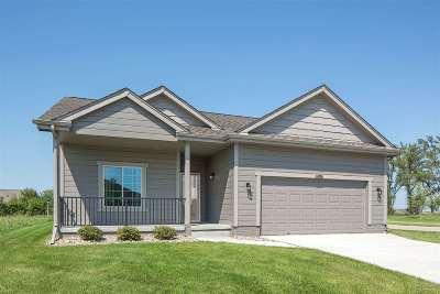 Bennington Single Family Home For Sale: 7529 N 167 Avenue