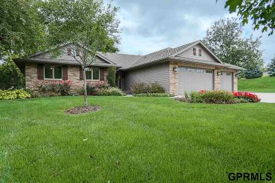 Council Bluffs Single Family Home For Sale: 21120 Greenview Road