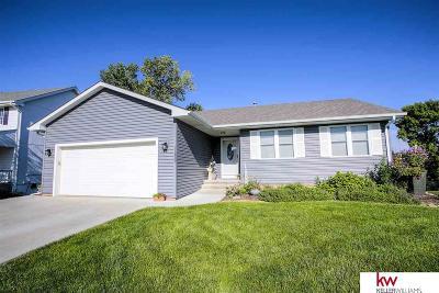 Gretna Single Family Home For Sale: 11830 S 219 Avenue