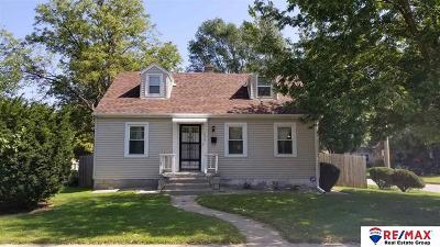 Omaha Single Family Home For Sale: 3501 N 40 Street