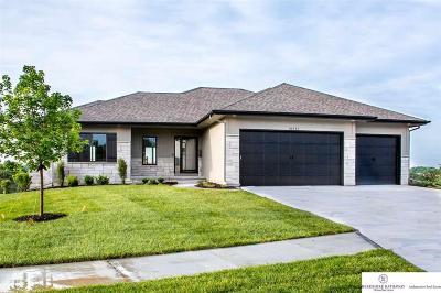 Omaha Single Family Home For Sale: 18659 Schofield Drive
