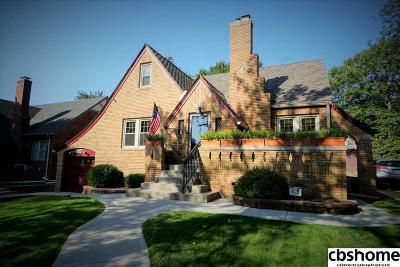 Omaha Single Family Home For Sale: 2044 N 54th Street