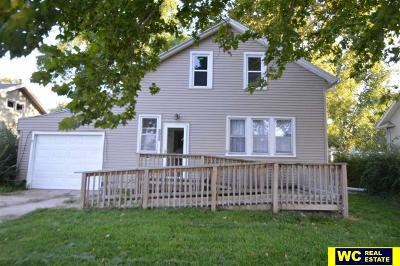 Blair Single Family Home For Sale: 2055 Lincoln Street