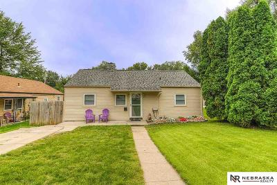 Omaha Single Family Home For Sale: 6763 Charles Street