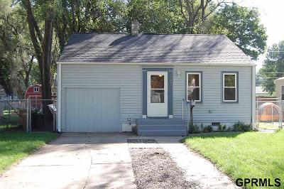 Bellevue NE Single Family Home For Sale: $90,000