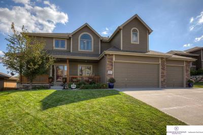 Omaha Single Family Home New: 18337 Farnam Street