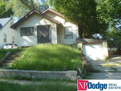 Omaha Single Family Home New: 4210 Pinkney Street