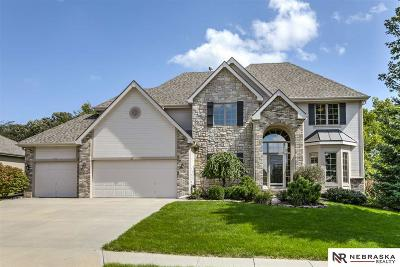 Papillion Single Family Home New: 129 Oakmont Drive