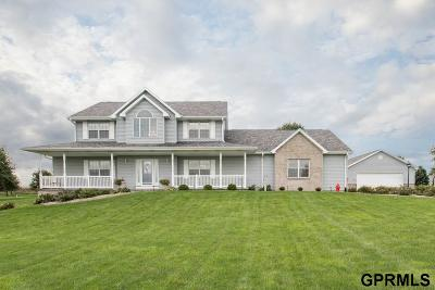 Council Bluffs Single Family Home New: 24465 Richfield Loop