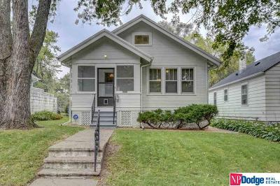 Omaha Single Family Home New: 5120 Pinkney Street