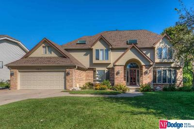 Omaha Single Family Home New: 12812 Burt Street