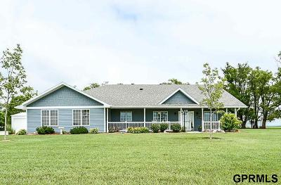 Missouri Valley Single Family Home For Sale: 1765 335th Street
