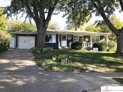 Single Family Home For Sale: 8301 Parker Court