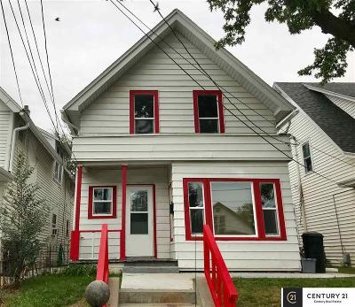 Omaha Single Family Home For Sale: 3003 S 16 Street
