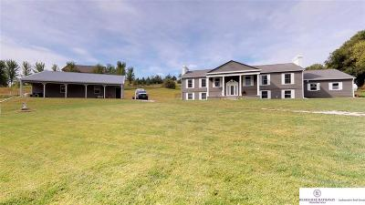 Blair Single Family Home For Sale: 4243 Pioneer Road