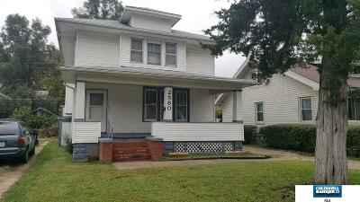 Single Family Home For Sale: 2580 Crown Point Avenue
