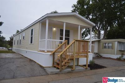 Single Family Home For Sale: 12603 Manderson 285 Plaza #285