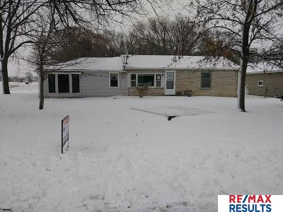 Fort Calhoun Single Family Home For Sale: 121 N 8th Street