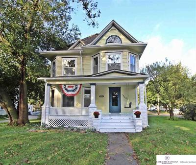 Single Family Home For Sale: 1345 N Broad Street