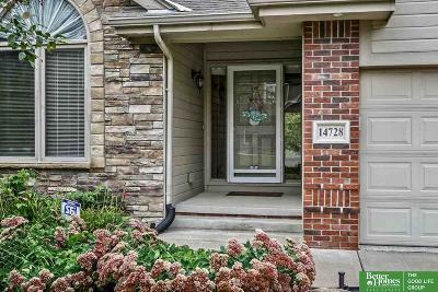 Bennington Single Family Home For Sale: 14728 Black Street