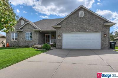 Plattsmouth Single Family Home For Sale: 3305 Davy Jones Drive