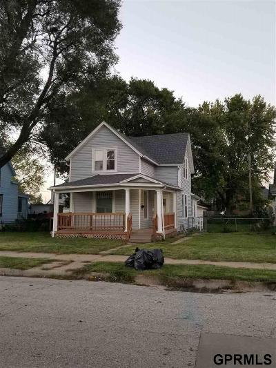 Council Bluffs Single Family Home For Sale: 908 7th Avenue