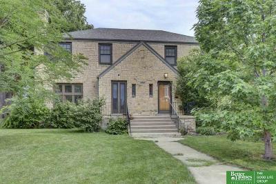 Omaha Single Family Home For Sale: 2224 Saint Mary's Avenue
