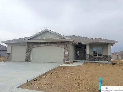Bennington Single Family Home For Sale: 7355 N 170 Street