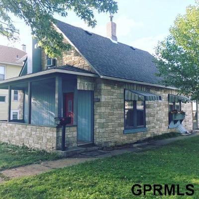 Omaha Single Family Home For Sale: 3810 V Street