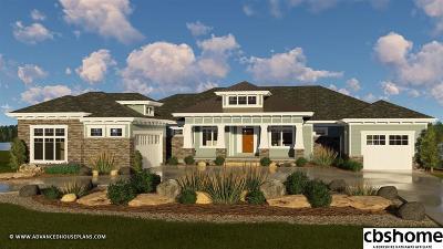 Omaha Single Family Home For Sale: 18180 Shadow Ridge Drive