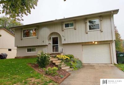 La Vista Single Family Home For Sale: 7413 Elm Drive