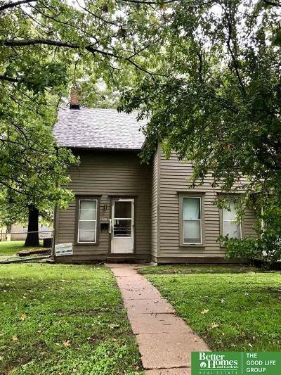 Omaha Single Family Home For Sale: 7716 N 29th Street