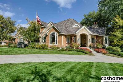 Bennington, Elkhorn, Gretna, Omaha, Ralston, Bellevue, La Vista, Papillion, Springfield, Blair, Fort Calhoun Single Family Home For Sale: 9230 Capitol Avenue