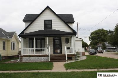 Council Bluffs Single Family Home For Sale: 2400 Avenue F