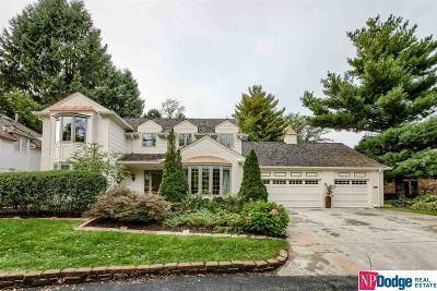 Omaha Single Family Home For Sale: 1114 S 113 Plaza