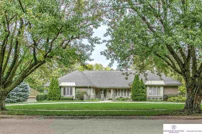 Single Family Home For Sale: 9910 Broadmoor Road