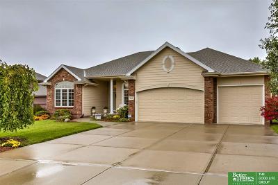 Papillion Single Family Home New: 8046 Swallowtail Street