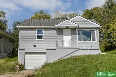 Omaha Single Family Home For Sale: 3714 Crown Point Avenue